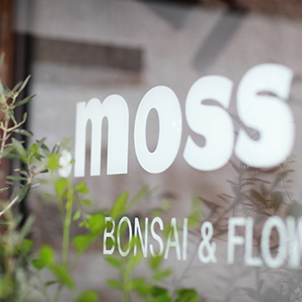 BONSAI&FLOWERS -.moss/ドットモス
