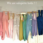 "huiro Solo exhibition""We are salopette holic ‼"""