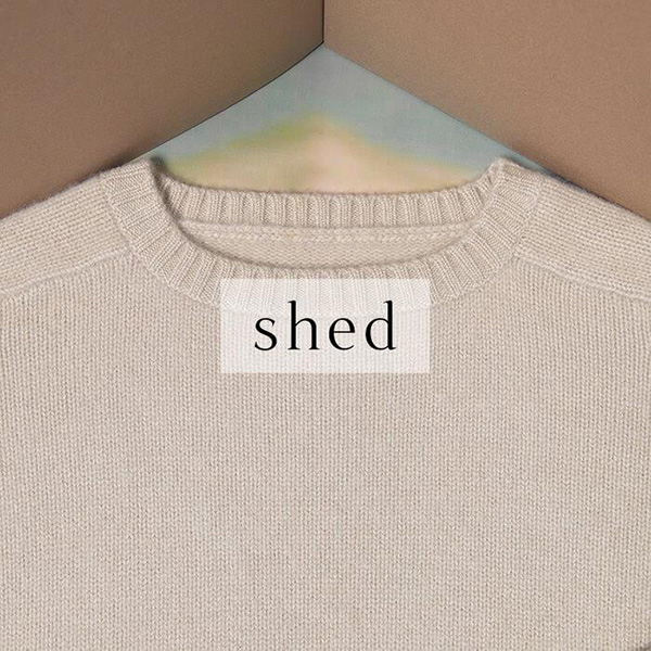 CASHMERE SWEATER PROJECT FOR shed BY ARROW57.※予約制