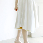 TENNE HANDCRAFTED MODERN/4 COLOR SKIRT