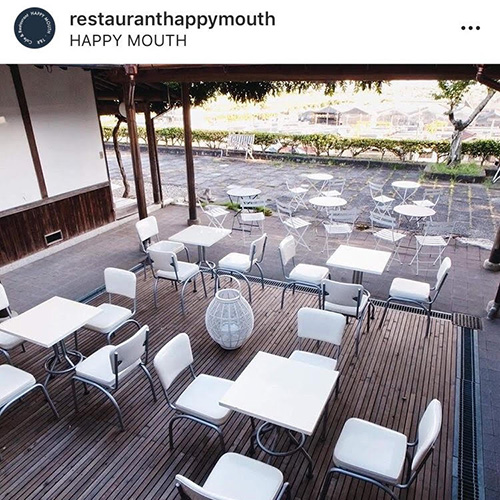 HAPPY MOUTH cafe Vol.1
