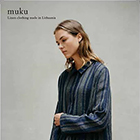 muku Linen clothing made in Lithuania