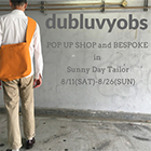 POP UP&カスタムオーダー受注会 in Sunny Day Tailor