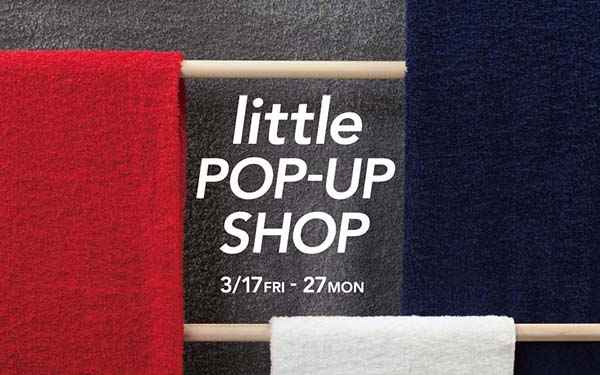 little POP-UP SHOP