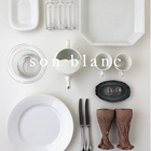 DRAWER BROCANTE「son blanc」