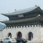 景福宮光化門(南門)
