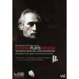 Rzewski plays Rzewski