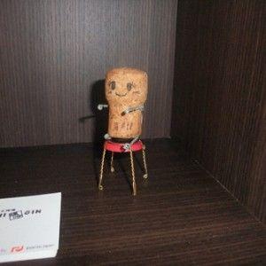 コルク人形