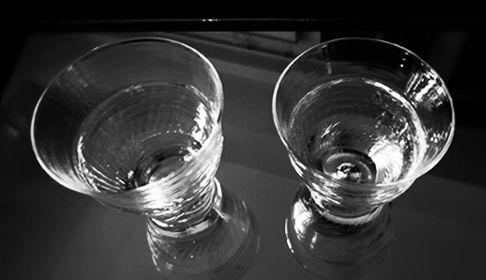 荒川尚也さんのグラス