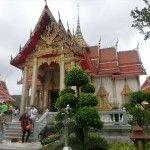 プーケット最大の寺院「ワット・チャロン(Wat Chalong)」