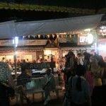 バンコク初日の夜