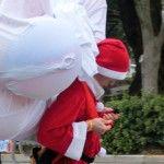 サンタさん!