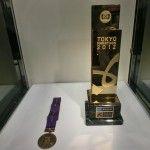2012年トロフィー&メダル