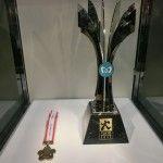 2011年トロフィー&メダル
