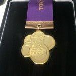 2014メダル オリンピックを意識した五輪のデザイン
