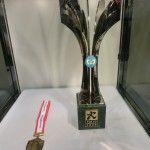 2008年トロフィー&メダル
