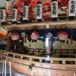 長崎くんちの曳物