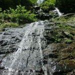 五段の滝!
