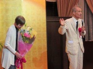 田中敏溥さんの快気と出版を祝う会