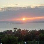 素敵な夕日♪