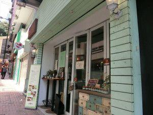 可愛いカフェ