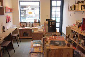 西荻窪の BREW BOOKS