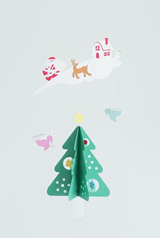 「天使とモミの木」(英題:Around the fir tree)2014年11月製作