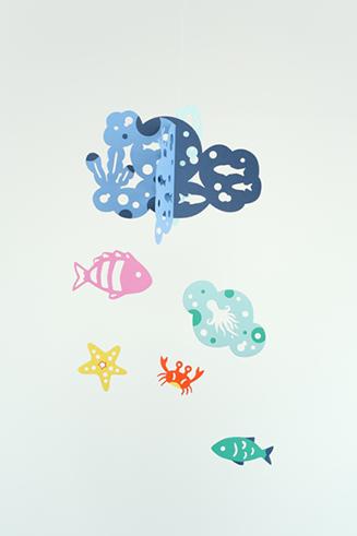 『海の仲間たち』(英題:Happy Bubbles)2013年8月製作