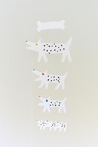 『モビールいぬ』(英題:Dogs)2015年9月製作