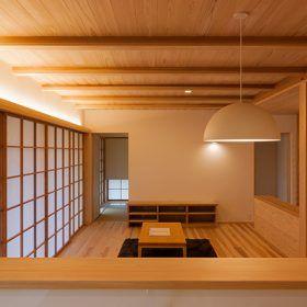 香川町の家