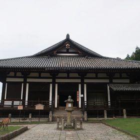 東大寺 三月堂