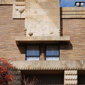 旧甲子園ホテル(現武庫川女子大学学舎/設計:遠藤新)