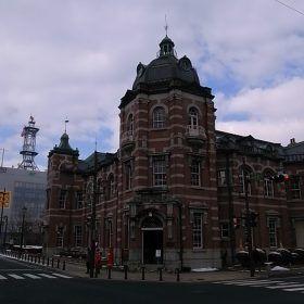 岩手銀行赤レンガ館