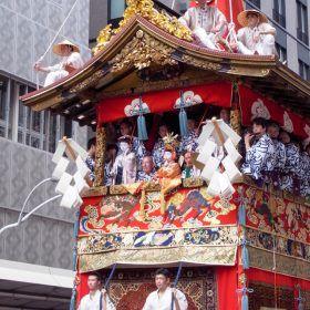 京都祇園祭・山鉾巡行