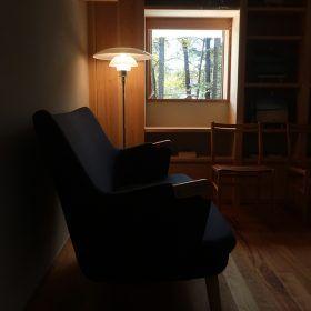 「軽井沢の家」のライブラリー