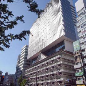 ホテル(大阪新歌舞伎座跡地)