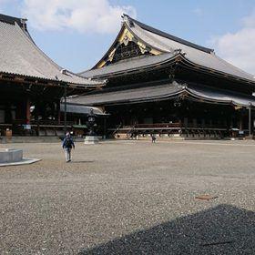 京都の朝は