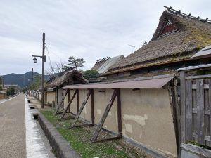 丹波篠山の街並み