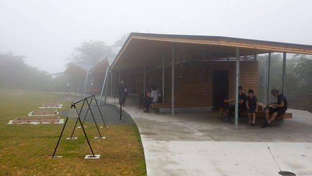 六甲山最高峰トイレ