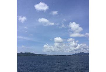 五島福江島 島のかおり