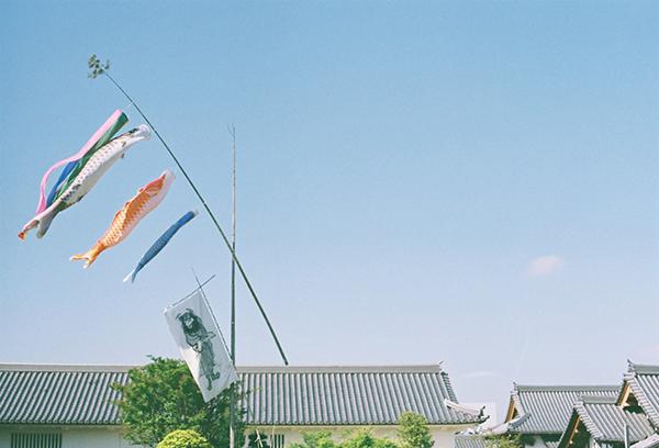甍の波に泳ぐ。~長崎歴史文化博物館にて