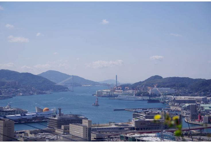 長崎に魅せられて。