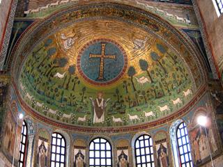 サンタポリナーレクラッセ聖堂