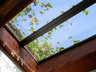筆者のキッチン天窓