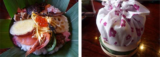 押し寿司体験