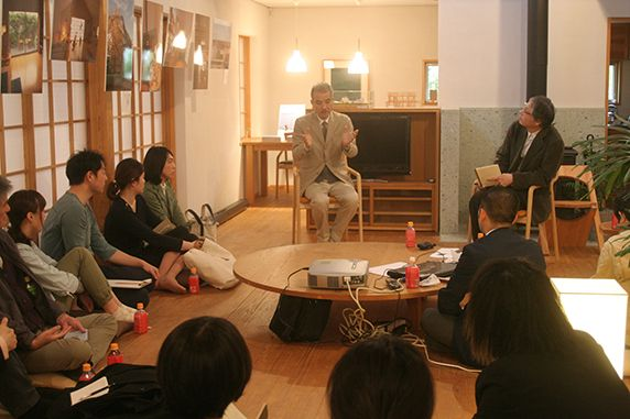 建築家・田中敏溥さん