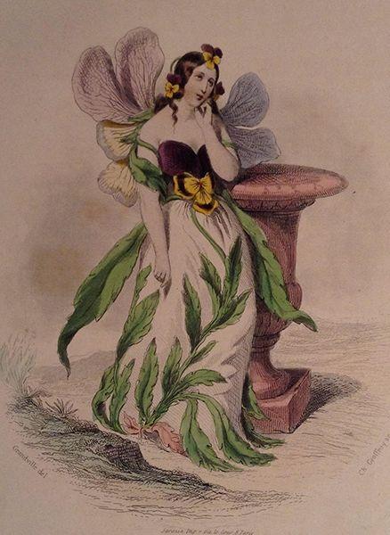 左に同じ。1867年のガルニエ出版社からの第二版。