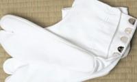 白キャラコ足袋